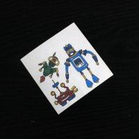 Buy cheap OEM Service Real Looking Fake Body Tattoo Stickers For Adults / Children product