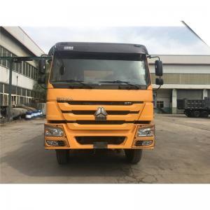 China 336/371hp Howo 6x4 Dump Truck , 41-50 Ton Sand Tipper Truck 3800+1400mm Wheel Base: on sale