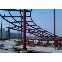 Quality Anti Corrosion Cracking Architectural Structural Steel For Workshop / Warehouse wholesale