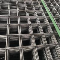 China Temporary Welded Wire Mesh Fence Panels Reinforcing Mesh 1430mm Height on sale