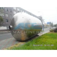 Quality 1000litres Sanitary Stainless Steel Chemical Liquid Mixing Tank (ACE-JGB-3) wholesale