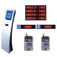 Quality Guangzhou OEM Electronic Embassy Wireless Queue Management System wholesale
