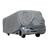 Quality UV Protection Breathable Caravan Cover Class A With Air Vents Zippered Access wholesale
