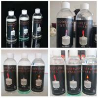 Buy cheap Color flame candle oil-1 from wholesalers