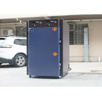 Buy cheap Double Layer Hot Air Drying Oven Laboratory For Electronics , High - Efficiency from wholesalers