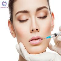 Quality 2ml injectable gel hyaluronic acid dermal lip crease filler for cosmetic surgery wholesale