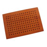 Quality Decorative Studio Room Perforated Wood Acoustic Panels , Sound Absorbing Board wholesale