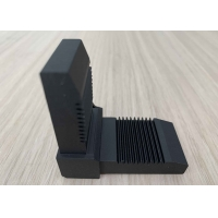 Aluminium Extrusion Profiles T Slot T5 Right Angle Joint Bracket For Corner for sale