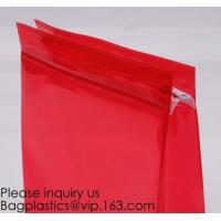 Quality Stand Up Pouch Bag Type And Screen Printing Surface Handling EVA Zip Lock Bag,Underwear Ziplock EVA Underwear Packaging wholesale