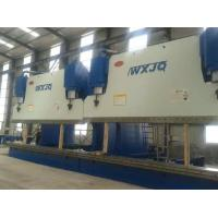 Quality 1200 Ton CNC Press Brake Bending Light Pole With 14 Meters Electro Hydraulic Servo System wholesale