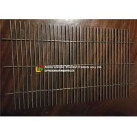 Quality 4' X 8' Construction Welded Wire Mesh Hole 50 X 100mm Corrosion Resistance wholesale