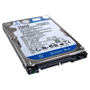 SATA Hard Disk Drive 2.5 inch 250GB For Desktop Laptop Digital Camera W2500BEVT