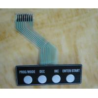 Embossed Custom Membrane Switch Keyboard with Copper Etching Circuit