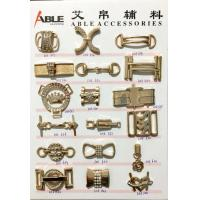 Quality Women Custom Made Metal Shoe Buckles Shoes Accessories For OEM Designs wholesale