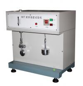 Quality Paper Testing Equipments MIT Folding Resistance Test Machine 360±6 Times/Min wholesale