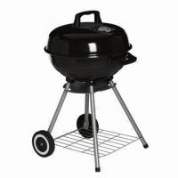 Quality 18-inch Kettle Charcoal BBQ Barbecue, Adjustable Air Vent wholesale