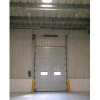 Quality Insulated Sandwich Panel Industrial Sectional Doors for Outside Use wholesale