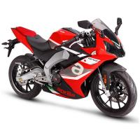 Quality Air Cooled Electric Sports Bike , Motorcycle Street Bike With 150cc Engine wholesale