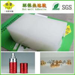 Quality Long Setting Time Block Polypropylene Hot Melt Adhesive For Perfume Cap Sealing wholesale