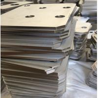 Quality CNC Laser cutting hot rolled plate perforated stainless steel sheet metal work with mirror or hairline finish wholesale