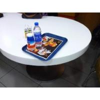 Quality High-End Corian Solid Surface Fastfood Table wholesale