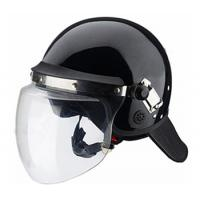 China Anti Riot Helmet/ABS Anti Riot Helmet with PC Face Mask/Protection Helmet on sale