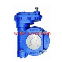 China YZ-1S Two-stage manual quater turn gear actuator ,two stage worm gear box on sale
