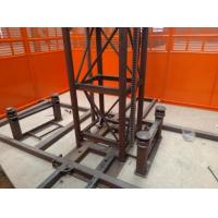 Cheap Custom Size Construction Hoist Elevator With Multiple Choices Of Doors for sale