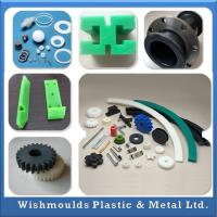 Quality Nylon Prototypeprecision CNC Machined Parts Injection Moulding With GF PA wholesale