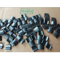 Quality Y30 Y33 Y35 Grade Ferrite Arc Magnet , Ceramic Motor Arc Segment Magnets wholesale