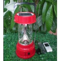 Buy cheap Energy Saving Solar Camping Lantern Continuously Free Power Supply from wholesalers