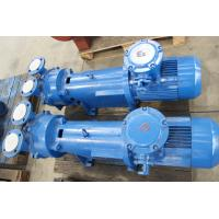 China Stainless Steel Water Ring Vacuum Pump Direct Coupled  With Explosion - Proof Motor on sale