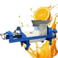 China double screw fruit commercial juice extractor veneer cold press vegetables juice on sale