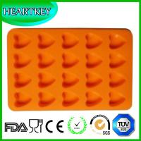 Quality Silicone DIY Chocolate Mold Cake Mold Soap Ice Muffin Cupcake Pan Bakeware wholesale