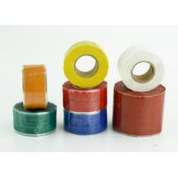 Quality Durable Self Fusing Silicone Tape For Cables Pipe Leaks & Emergency Repairs wholesale