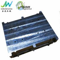 China Aluminum Die Casting Machined Products NEVs New Electric Vehicles Super Charger Use on sale