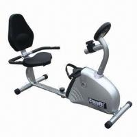 Quality Recumbent bike with 5kg magnetic wheel wholesale