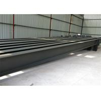 Quality Welding Structural Steel Beams For Steel Building Construction Iso Certificate wholesale