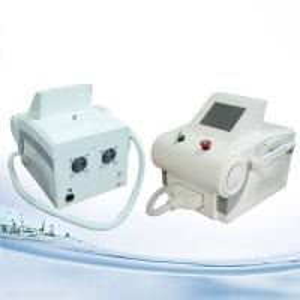 Quality Mini IPL RF Beauty Equipment Elight One Hand Piece , Three Filters wholesale