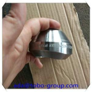 Quality Stainless Steel 304 High Pressure Socket Weld Fittings 3000Lb Weldolet ASME B16.11 wholesale