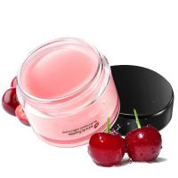 China Lip Protection Hydrating Face Cream With Natural Cherry And Honey Extract Ingredients on sale