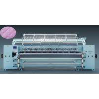 Quality Multi Needle Computerized Chain Stitch Quilting Machine Stable Control For Bedsheet wholesale