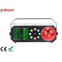 Quality 4 IN 1 Led Wash + Red Green Laser DMX Control Led Disco Lights For Night Club wholesale