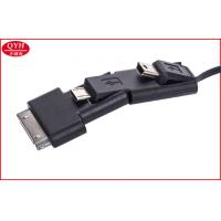 Quality 3 In 1 Retractable Micro USB Cable wholesale