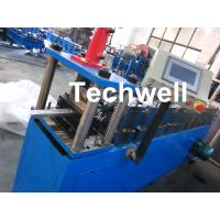 Quality Hydraulic Cutting Metal Stud Roll Forming Machine For Roof Ceiling Batten wholesale