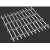 Glass Wire Mesh Scree Aluminum Wire Diameter 0.45mm For Decoration Mesh Industry