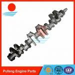 Quality truck crankshaft manufacturer, Isuzu crankshaft 6QA1 for CVR OEM 1123103861 1123105032 wholesale