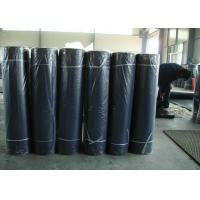 Quality Black Industrial Rubber Sheet 80+-5 Shore A Hardness 6-12Mpa Tensile Strength wholesale