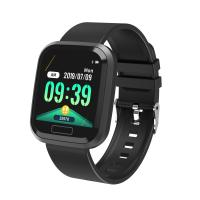 Buy cheap Sport Activity Tracker Watch IP67 Waterproof Silicone Material One Year Warranty from wholesalers