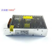 Cheap 60 Watt Switch Mode CCTV Power Supply 100V - 240V AC Input Rated Voltage for sale
